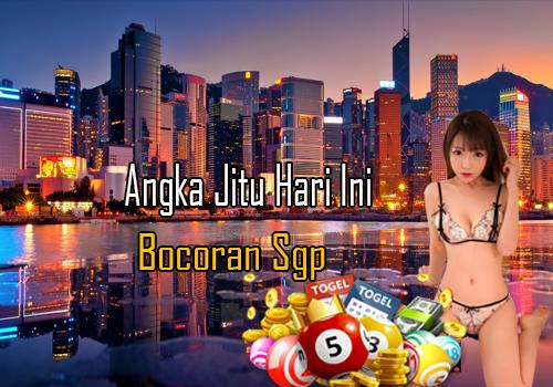 Bocoran Togel Sgp 24 Oktober 2020