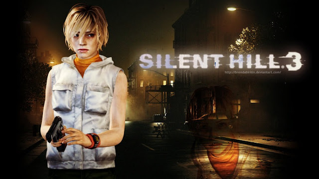 Silent Hill 3 KONAMI