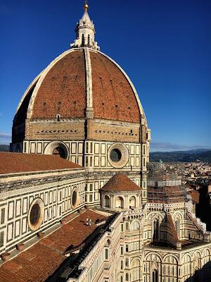 Vue du Duomo de la campanile de Giotto, Florence en 1 jour, Italie