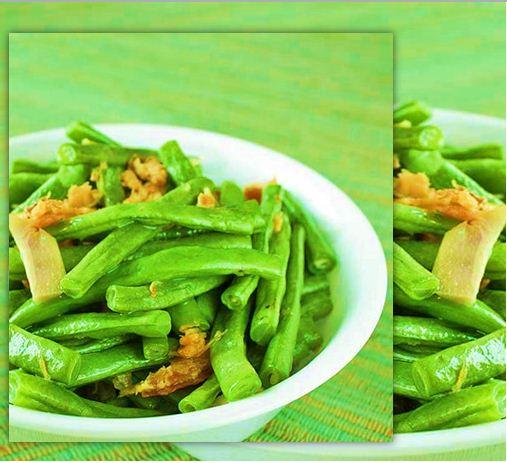 Resep Sayur Buncis Saos Teriyaki Yang Enak dan Lezat