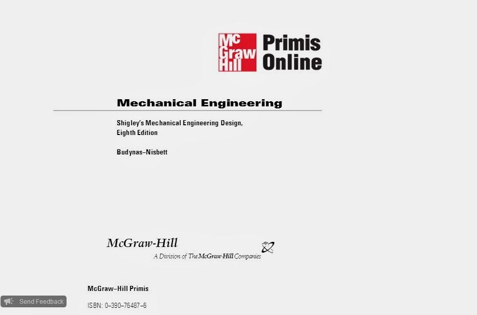 Shigley mechanical engineering design 9th edition si units ...