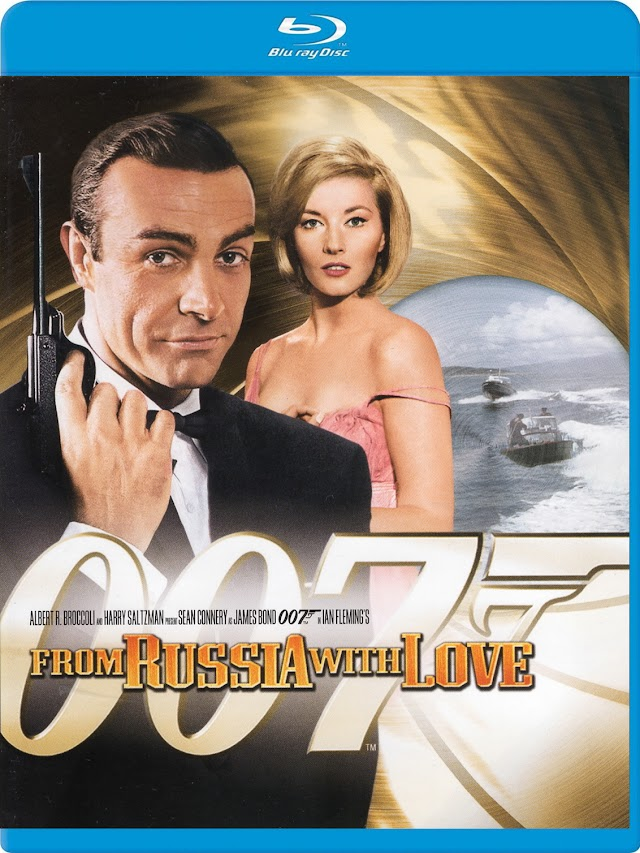 From Russia With Love 1963 x264 720p Esub BluRay Dual Audio English Hindi GOPI SAHI