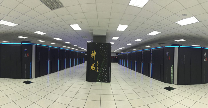 China develops the World's Most Powerful Supercomputer without US chips
