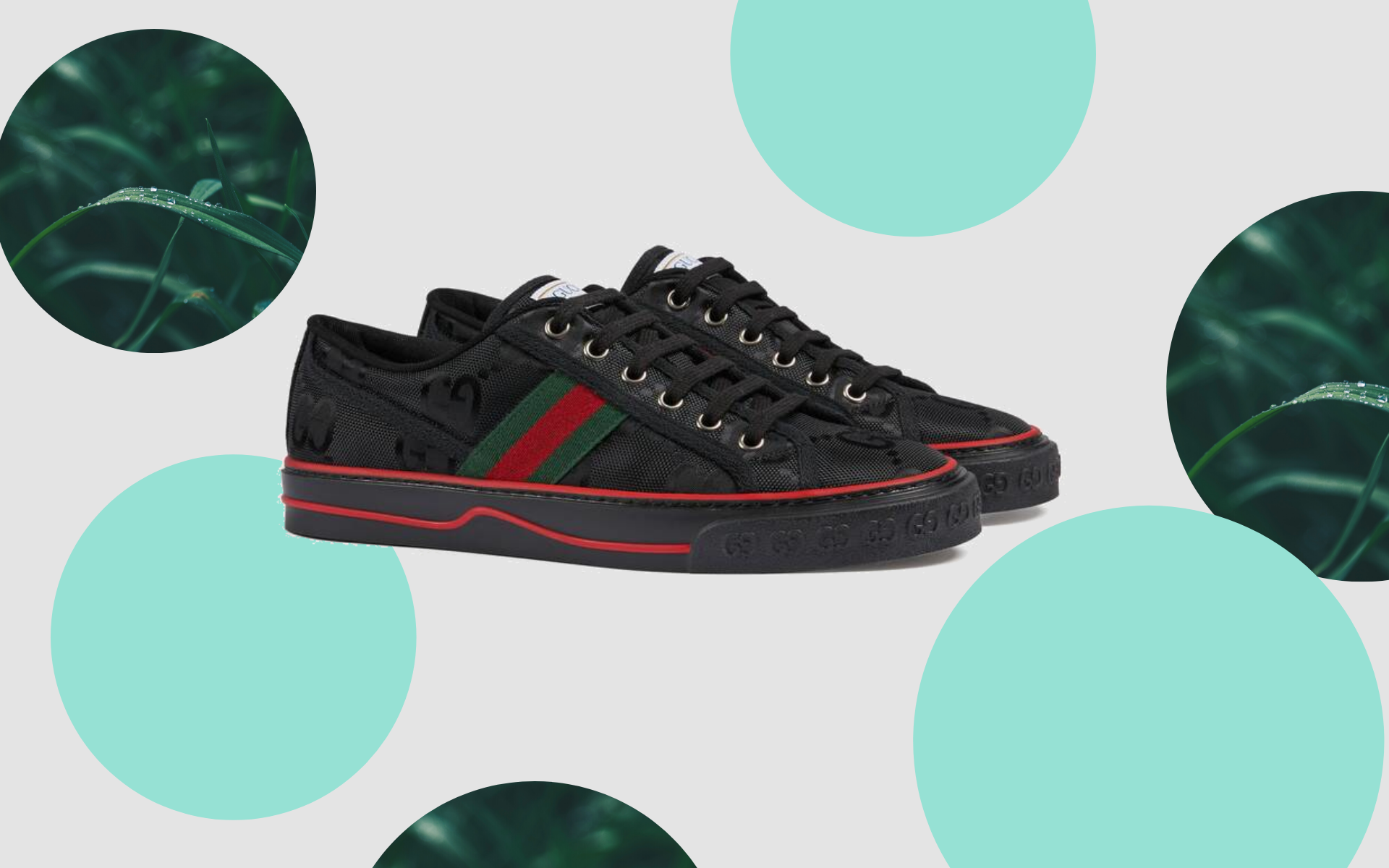 Gucci Sustainable Sneakers Off The Grid - Gucci Vegan Sneakers