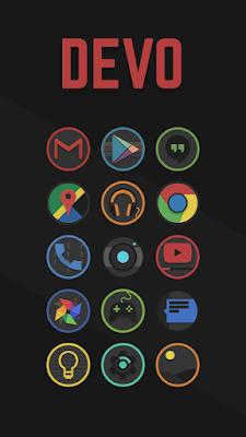 Devo Icon Pack - 1
