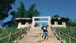 Taman Wisata Bambu Karangsalam Baturraden & Green Stone Waterfall, Bisa Kalian Jadikan Destinasi Piknik Menarik di Akhir Pekan