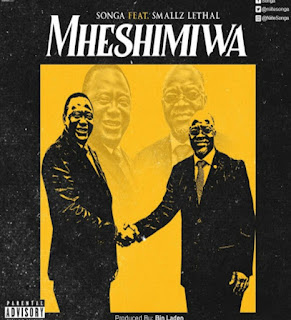 DOWNLOAD AUDIO | Songa Ft  Smallz Lethal - MHESHIMIWA MP3