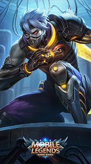 Hayabusa Biological Weapon Heroes Assassin of Skins