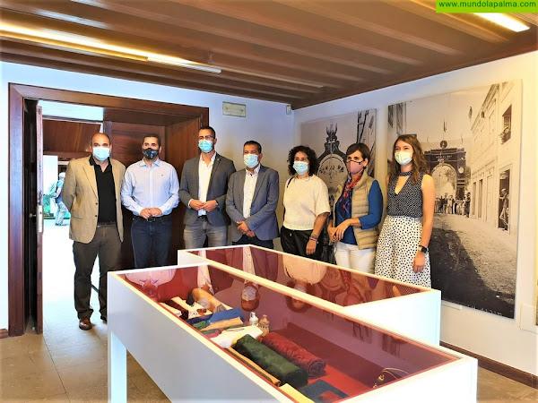 Abre las puertas una muestra que presenta al público la instalación 'Civitatem Decorare'