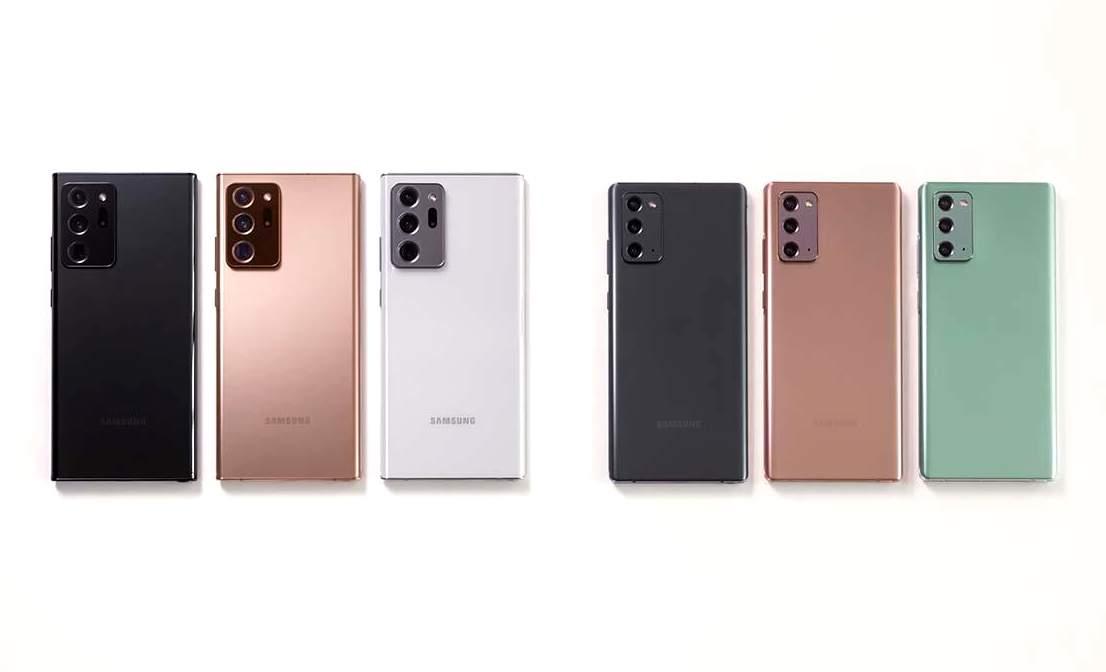 Spesifikasi Samsung Galaxy Note 20 dan Galaxy Note 20 Ultra (techrepublic.com)