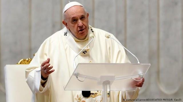 Vaticano, Alerta máxima: interceptaron carta con tres balas dirigida al Papa Francisco