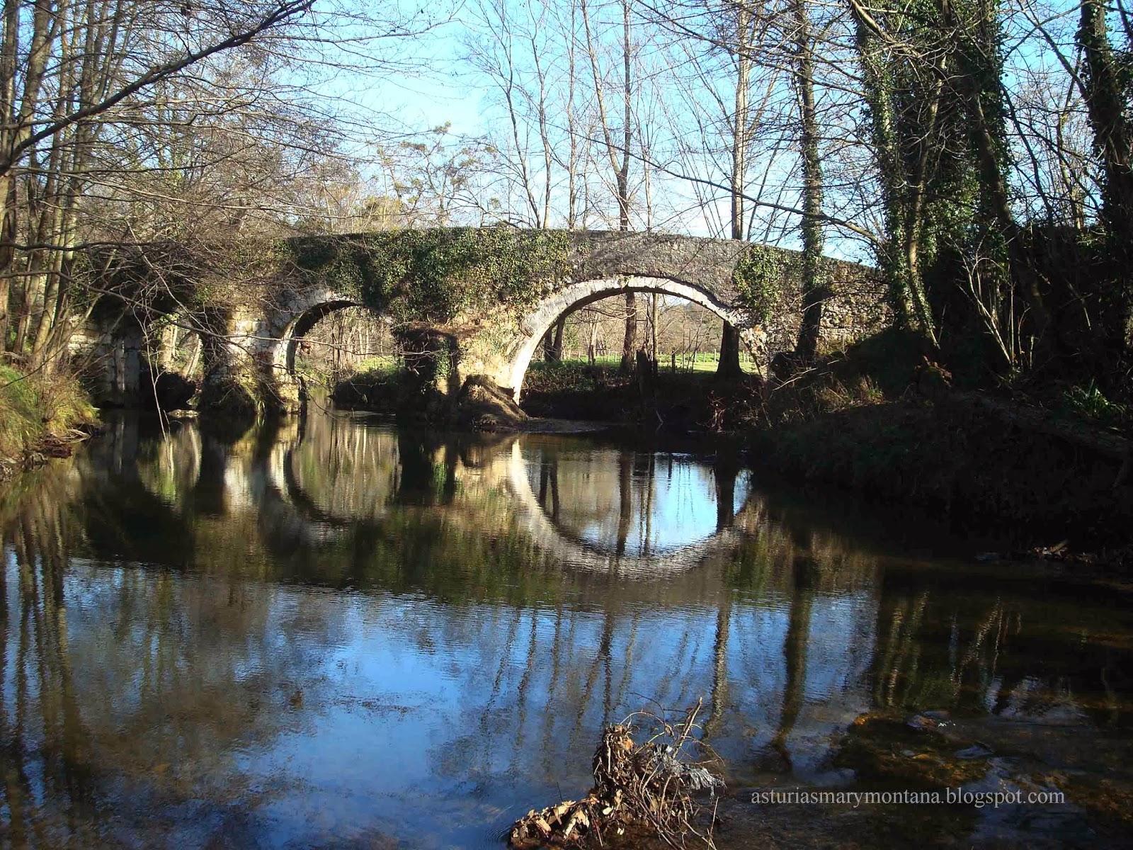 Asturias mar y monta a pr as senda fluvial del r o nora - El tiempo en siero asturias ...