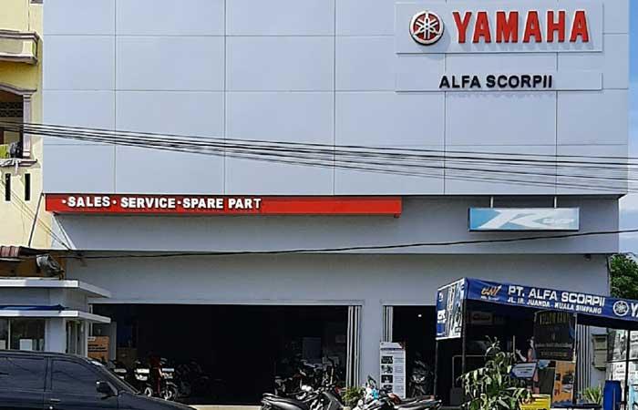Alamat Dealer Yamaha di Jakarta Selatan Fatmawati