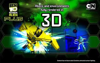 Ben 10 Ultimate Alien Xenodrome