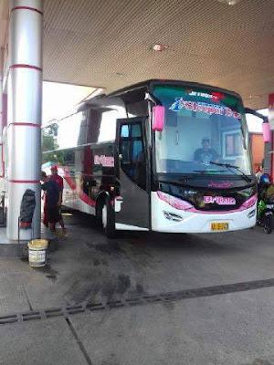 Sleeper Bus Pertama di Indonesia dan Rutenya