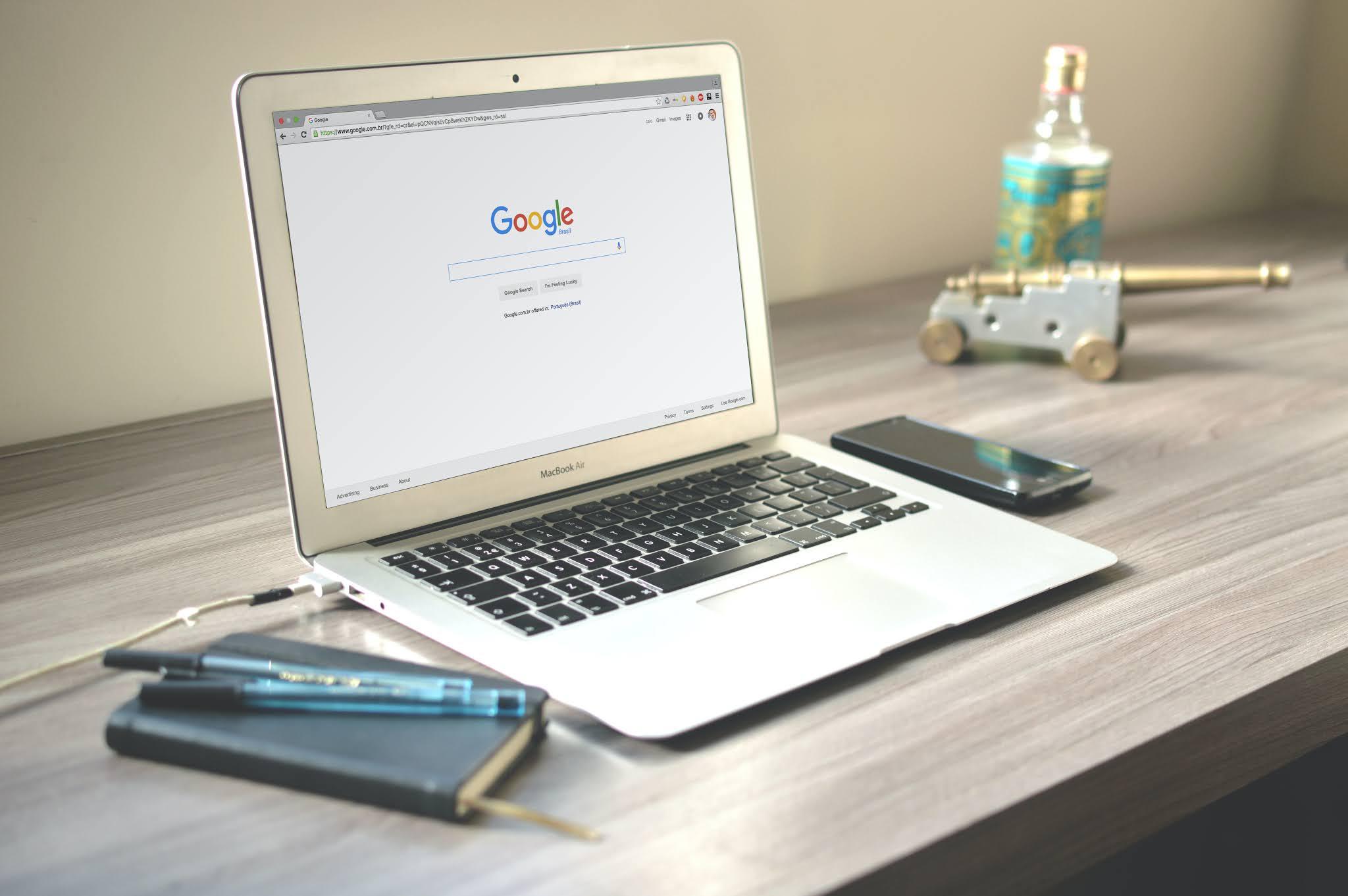 طريقة اخفاء او تمكين مربع البحث في جوجل كروم