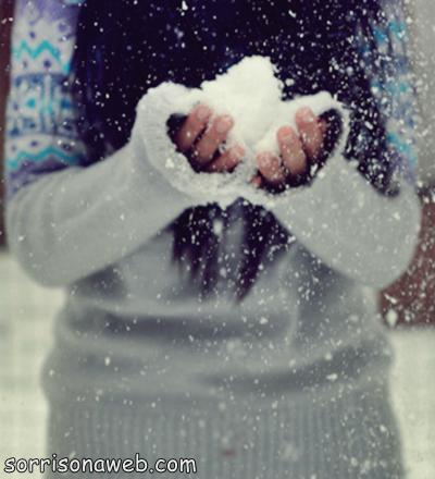 O frio é melhor clima para se viver - Sorriso na Web