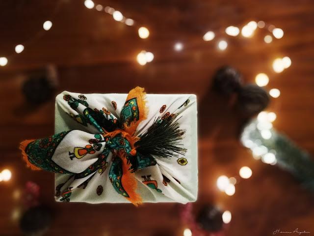 Pacchetti regalo sostenibili zero waste