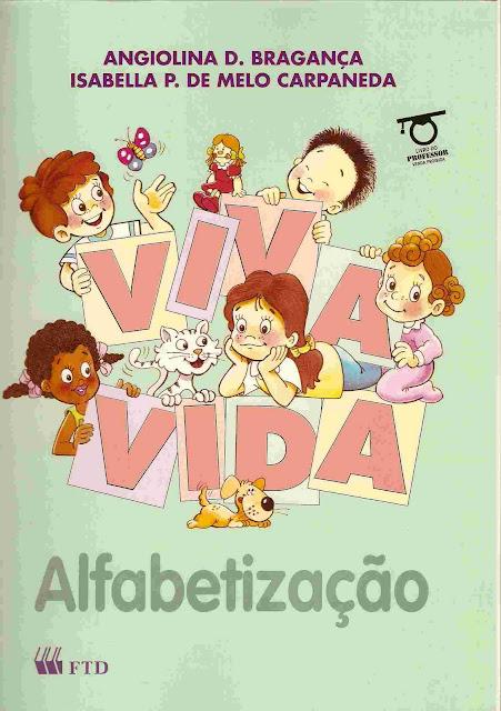 CARTILHA VIVA A VIDA ALFABETIZACAO