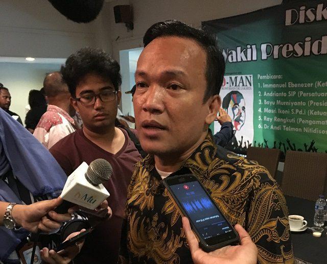Setuju Ucapan Mahfud MD, JoMan: Jokowi Dikelilingi Para Pengkhianat Berwatak Korup!