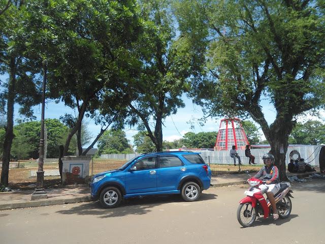 lapangan tugu Bengkulu