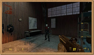 Half Life 2 Gameplay Screenshots