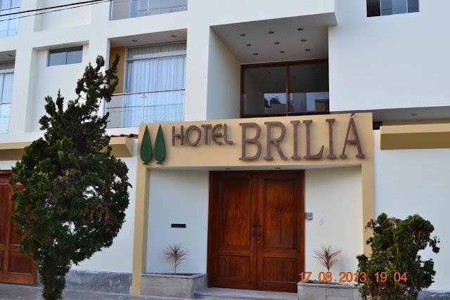 Hotel Briliá – Chimbote