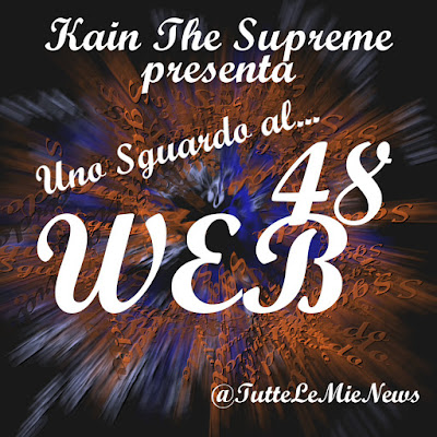 Uno sguardo al #web N° 48
