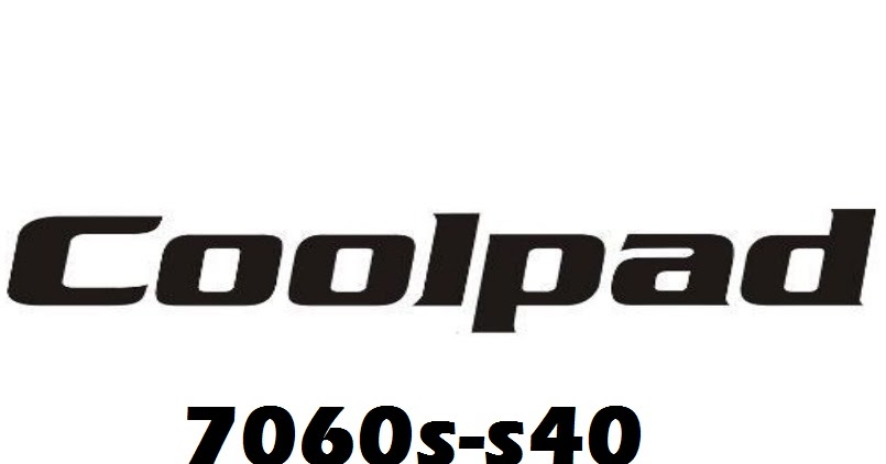 coolpad 7060s  imei    display fix