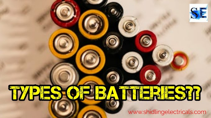 Different Types Of Batteries, Advantages, Disadvantages, Applications