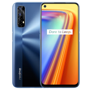 Realme 7, Realme 7 Pro with 64MP Camera Launched in India