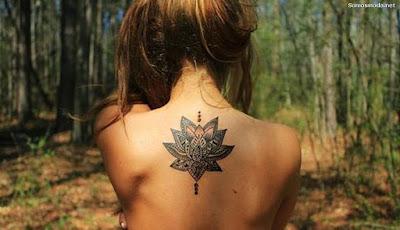 Tatuaje Flor de Almendro