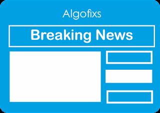 Cara Mudah Memasang Widget Headline Breaking News di Blog (Terbaru)