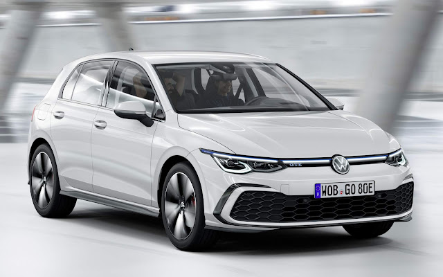 novo VW Golf GTE 2020