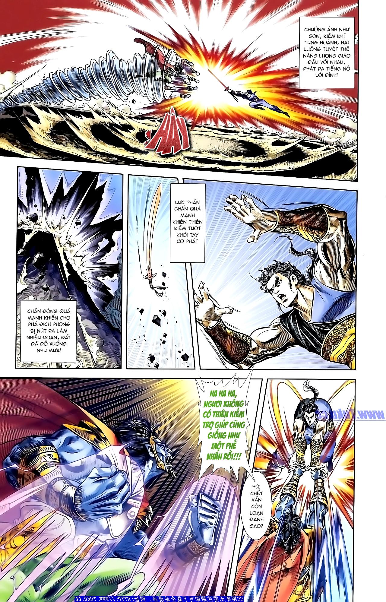 Cơ Phát Khai Chu Bản chapter 156 trang 20