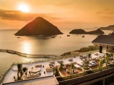 Ayana, Resort  Indah dan Cantik Di Labuan Bajo