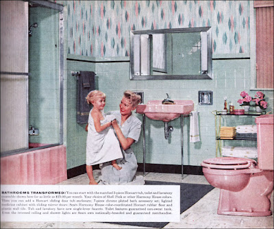 Mid2mod Mid Century Bathrooms