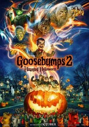 Goosebumps 2: Haunted Halloween 2018 HDRip 1080p Dual Audio In Hindi English
