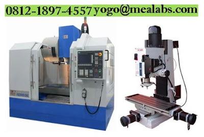 Alat Peraga Teknik Mesin Manufaktur
