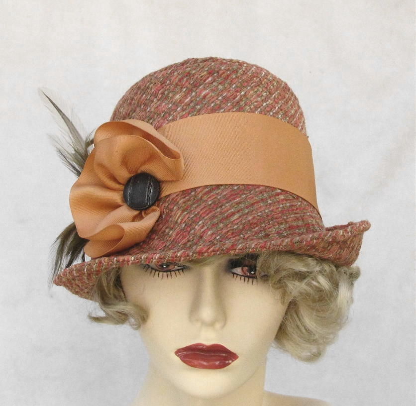 Gail Vintage Style Hats  Roaring 20 s - Independent Fashion 731113b02f5