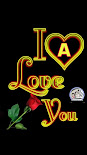 I Love You All Name Art  - I Love You Nameart - Nameart 2021 - Saddp