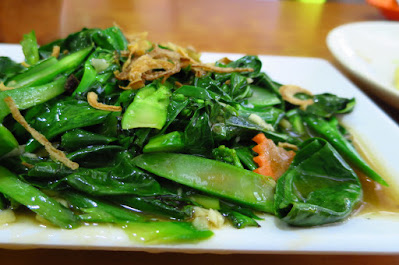 Nana Original Thai Food, kailan