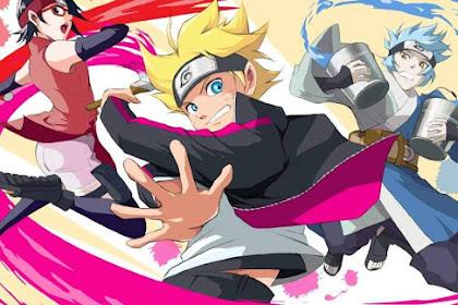 Spoiler Anime Boruto: Naruto Next Generations Episode 49, 50, 51 Bahasa Indonesia