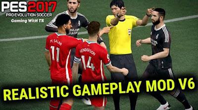 Realistic Gameplay Mod V6