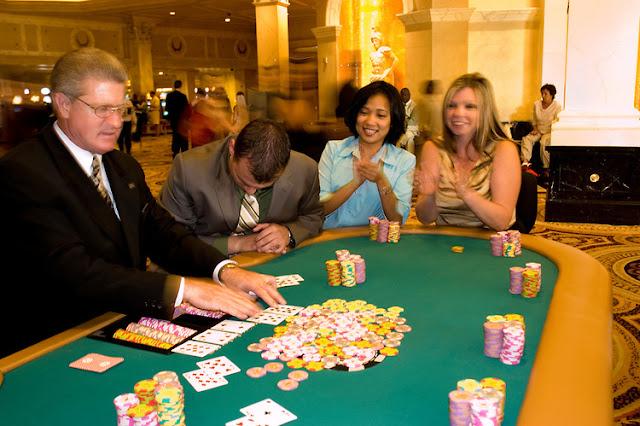 Limite de idade em Las Vegas