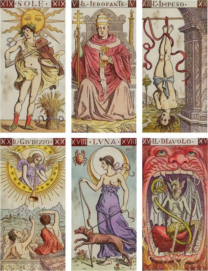 The Eternal Serpent: Tarot Of The Master (Giovanni Vacchetta
