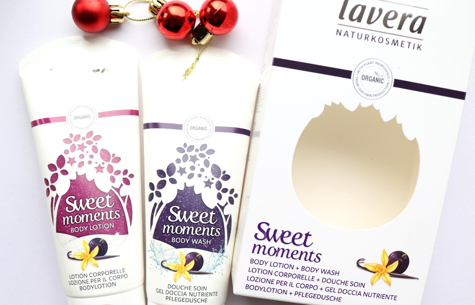 Lavera Sweet Moments Gift Set
