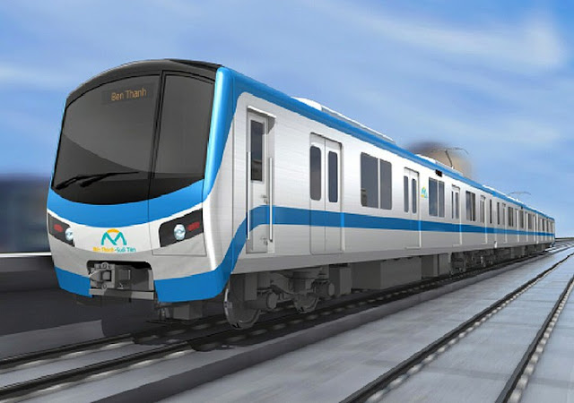 Metro Suối Tiên Bến Thành