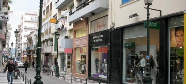 Κορονοϊός: Κλείνουν τα εμπορικά καταστήματα σε όλη τη χώρα