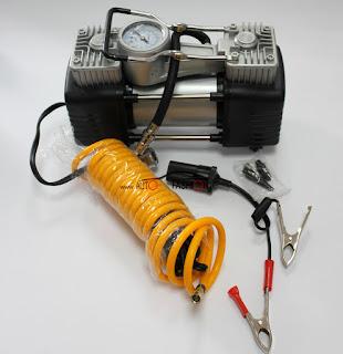 Kompresor za pumpanje guma